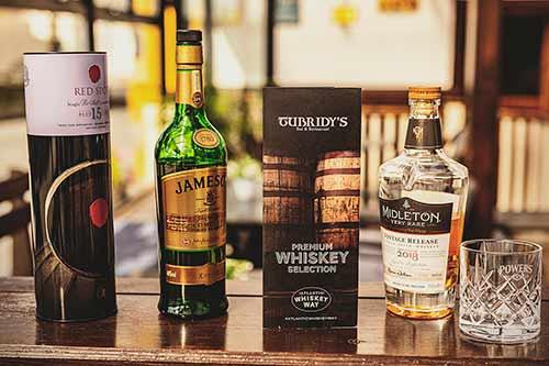 WhiskeySelection